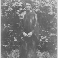 Mort, Princeton University graduation