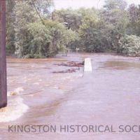 Kingston Flood 1971